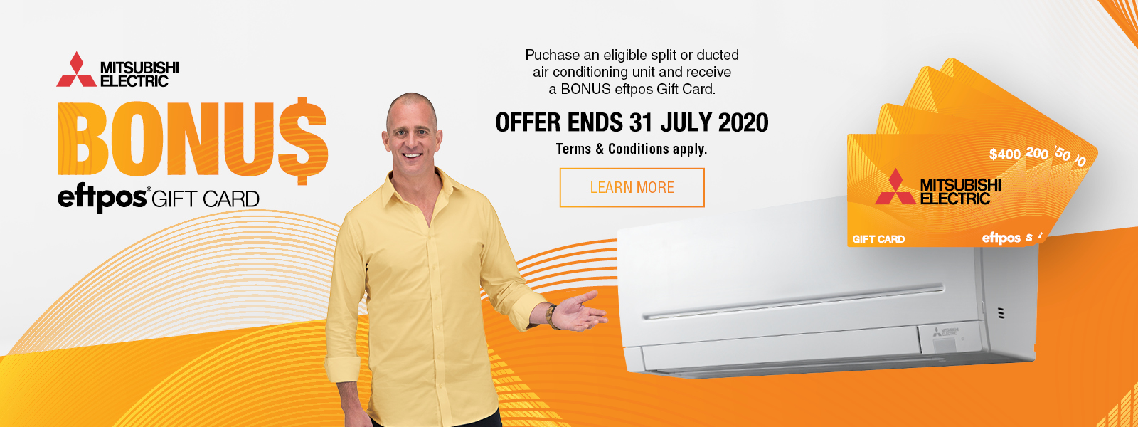 Mitsubishi Electric Promotion